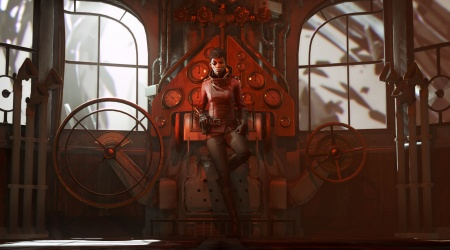Dishonored Death of the Outsider recenzja