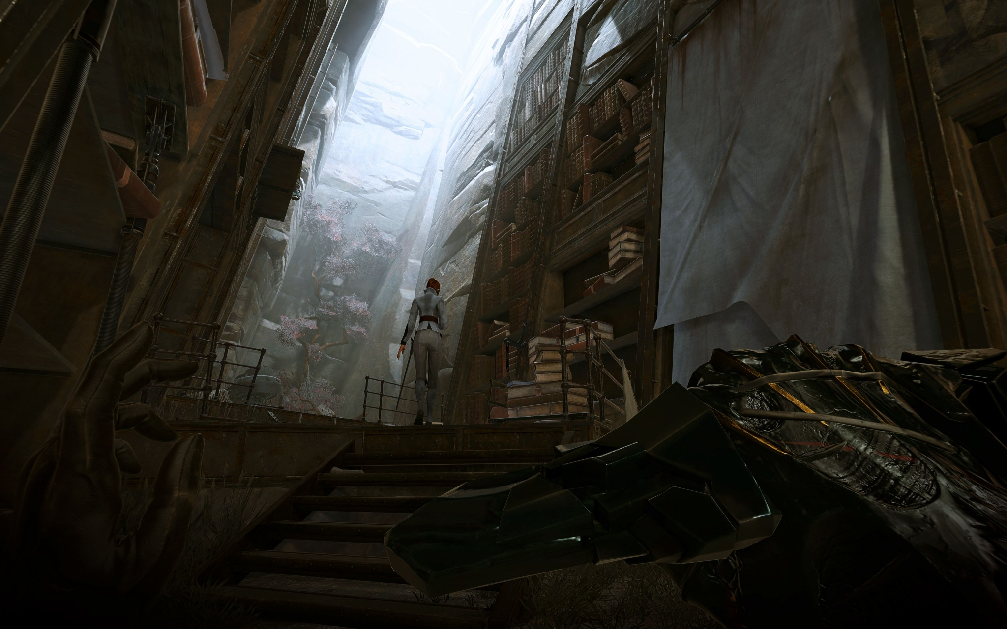 Dishonored Death of the Outsider czy warto kupić
