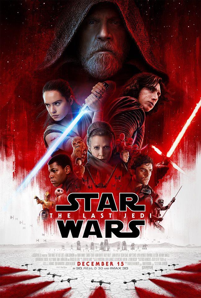 Gwiezdne Wojny 8 Trailer