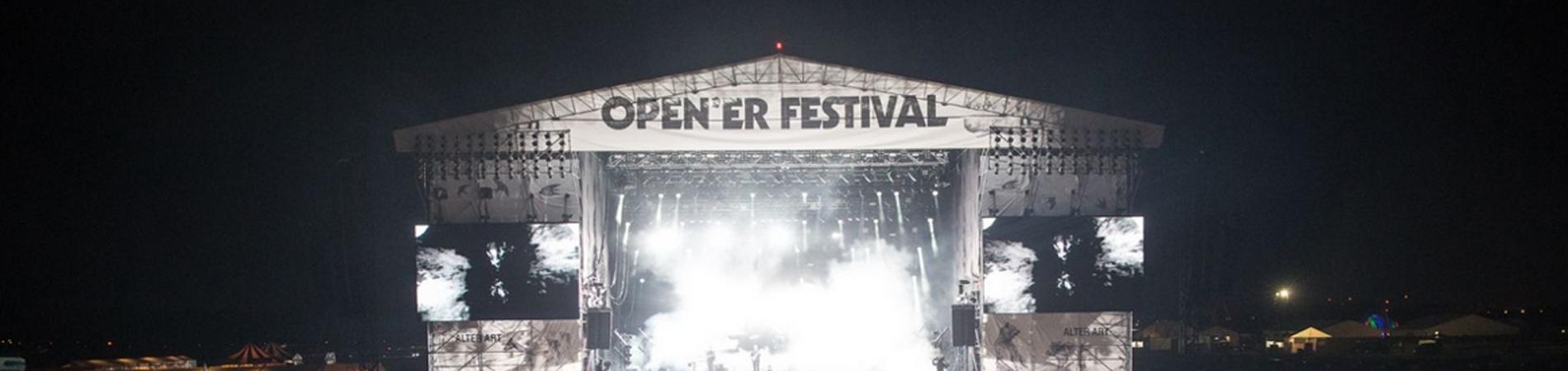 Festiwale muzyczne w Polsce 2018 - Orange Warsaw Festival 2018 line up. Open'er Festival 2018 line up. Kraków Live Festival 2018 line up.