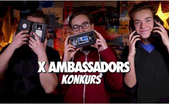 Wygraj bilety na koncert X Ambassadors, X Ambassadors w Warszawie