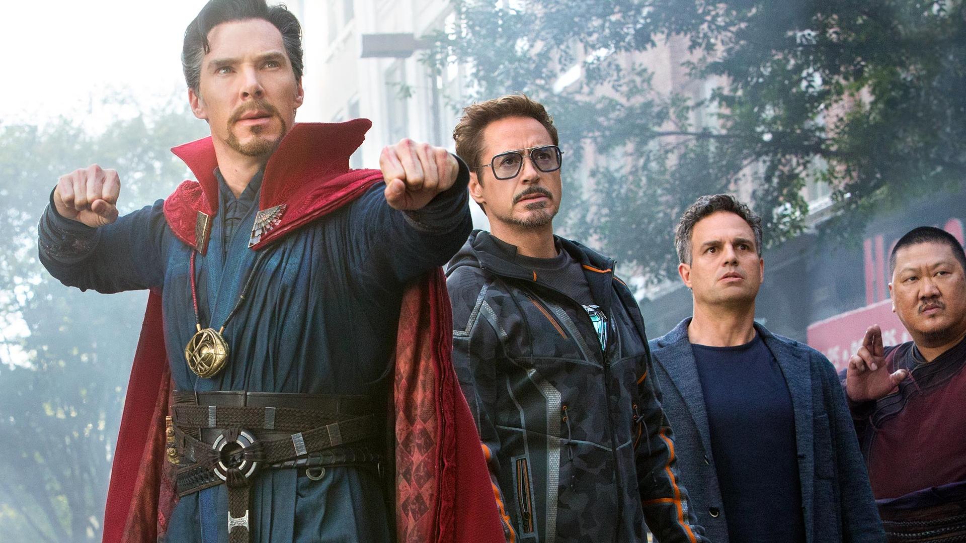 Avengers Infinity War opinie