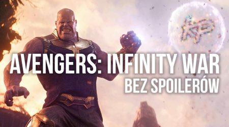 Avengers Wojna bez granic recenzja [WIDEO]