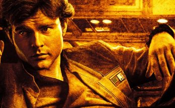 Han Solo film plakat