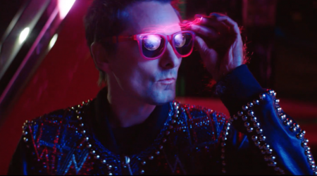 Muse Thought Contagion nowy teledysk.