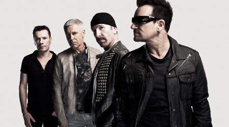 U2 – INVISIBLE na żywo z wysokości! [VIDEO]