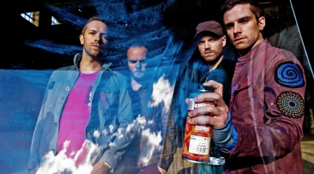 Coldplay nowy kawałek Always In My Head [VIDEO]