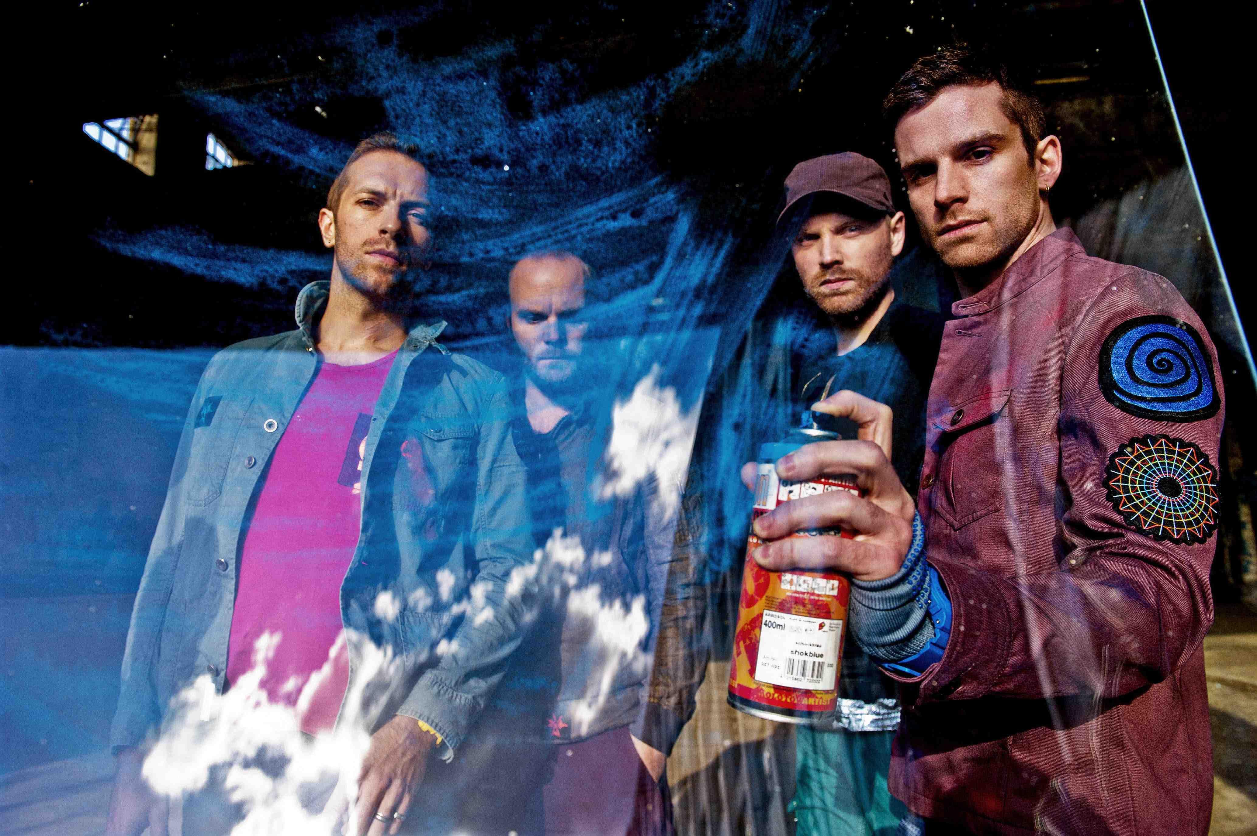 Coldplay nowy kawałek Always In My Head [VIDEO]