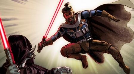 The Star Wars #1 – Komiksowa adaptacja pierwotnego scenariusza Georga Lucasa.