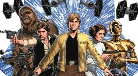Star Wars #1 – Bardzo udany powrót do domu!
