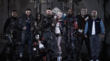 Pierwsze plakaty Suicide Squad!