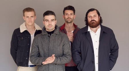 The Boxer Rebellion prezentuje KEEP ME CLOSE