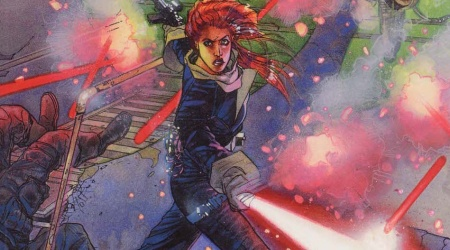 Star Wars Legendy – Mara Jade: Ręka Imperatora [RECENZJA]