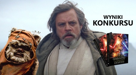Luke Skywalker przemówił – wyniki konkursu!