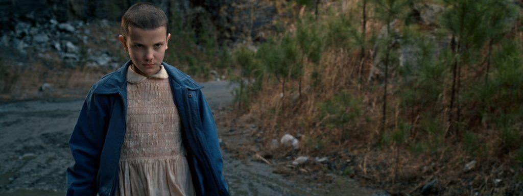 Millie Bobby Brown Jedenastka, Stranger Things sezon 2, Stranger Things recenzja