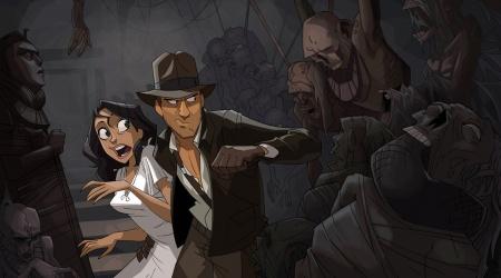 Animowany Indiana Jones? Fanowski film zachwyca!
