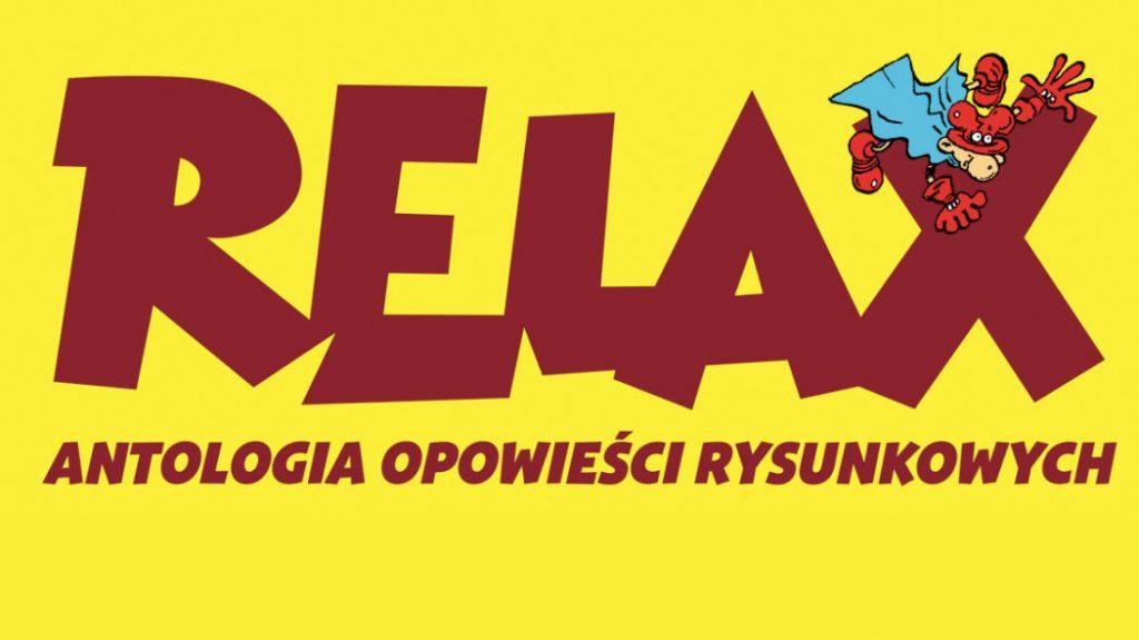 relax komiks