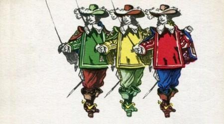 Trzej muszkieterowie – istnieją książki, które się nie starzeją