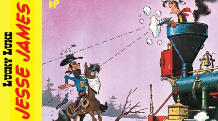 Lucky Luke: Jesse James – recenzja