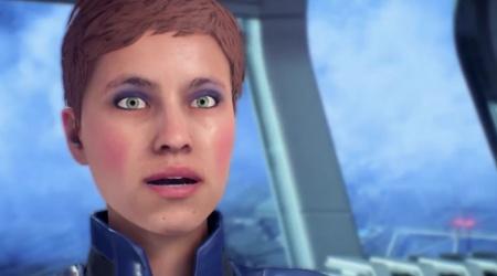 Mass Effect Andromeda animacje. Mamy się śmiać czy płakać?