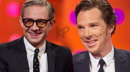 Kompilacja najlepszych scen z Cumberbatchem i Freemanem u Grahama Nortona