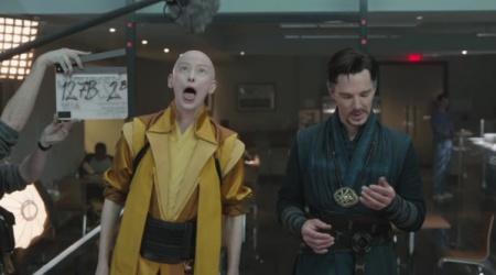 Zobacz bloopersy z planu Doktora Strange'a!