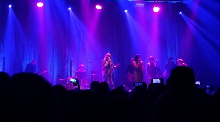 Kobiece granie Ania Dąbrowska – relacja z koncertu