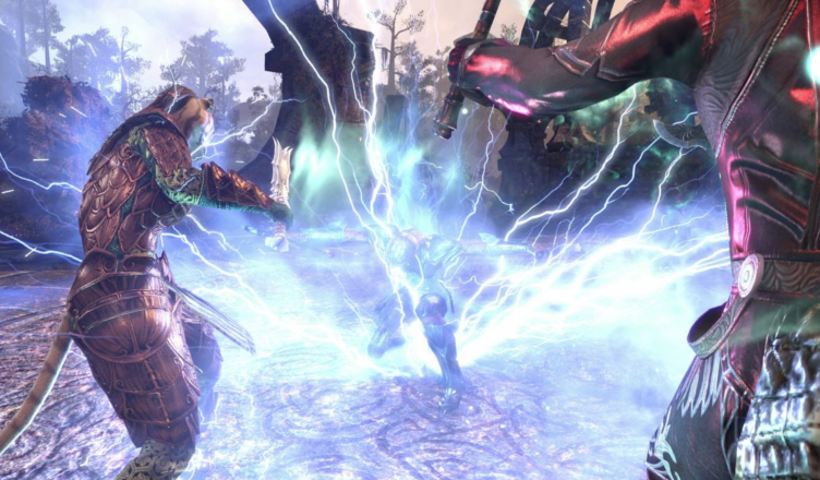 The Elder Scrolls Online: Morrowind pvp