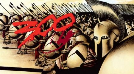 Frank Miller 300 recenzja komiksu