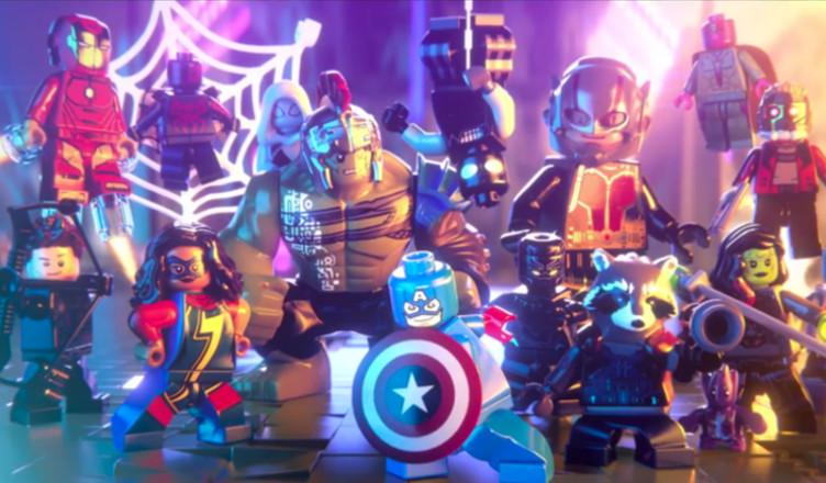 LEGO Marvel Super Heroes 2 zwiastun