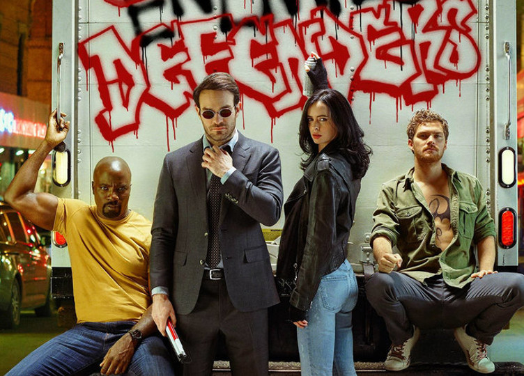 The Defenders zwiastun