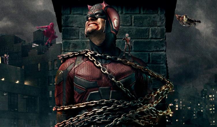 crossover seriali i filmów Marvela