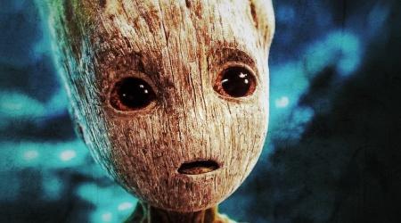 I am Groot Strażnicy Galaktyki 2 to kosmiczna zabawa dla czterdziestolatków.