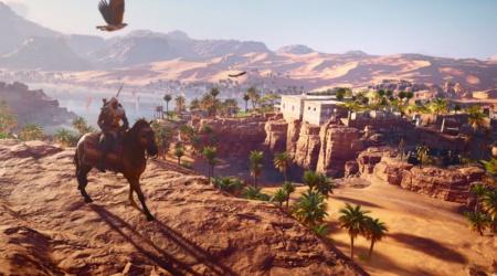 E3 2017 | Trailer i gameplay Assassin's Creed Origins