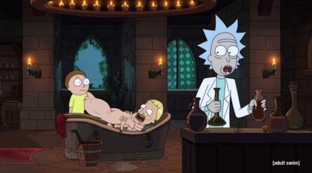 Rick and Morty zwiastun wyjawia datę premiery trzeciego sezonu!