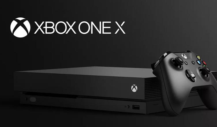 Xbox One X informacje