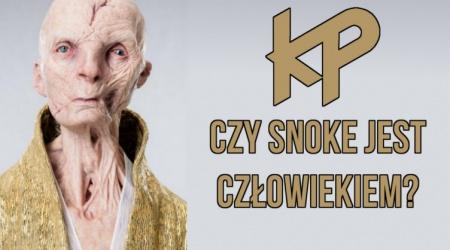 Wiemy kim jest Snoke? Grafiki Ostatniego Jedi zdradzają wygląd bohatera!