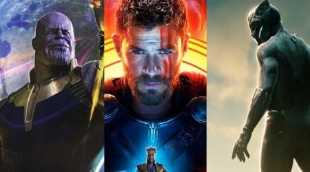 Nowe plakaty nadchodzących filmów Marvel Studios!
