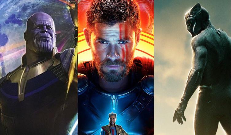 Nowe Plakaty Nadchodzących Filmów Marvel Studios