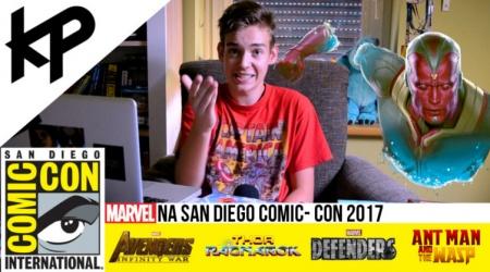 San Diego Comic-Con 2017 Marvel – najważniejsze newsy w jednym miejscu [WIDEO]