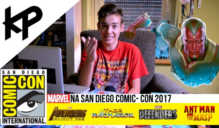 San Diego Comic-Con 2017 Marvel