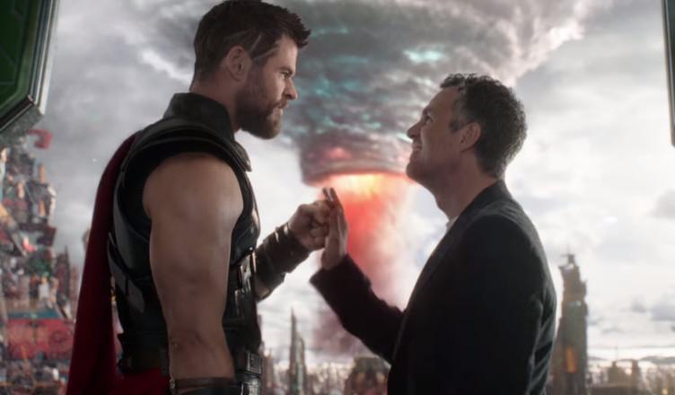 Thor Ragnarok zwiastun