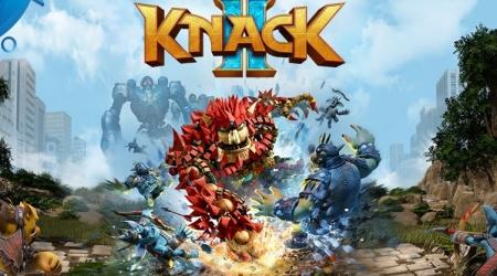 Dema Knack 2 i Ys VIII dostępne w PlayStation Store!
