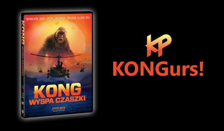 Kong Wyspa Czaszki konkurs