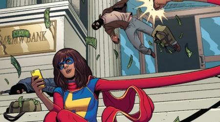Ms Marvel Pokolenie czemu – recenzja tomu drugiego