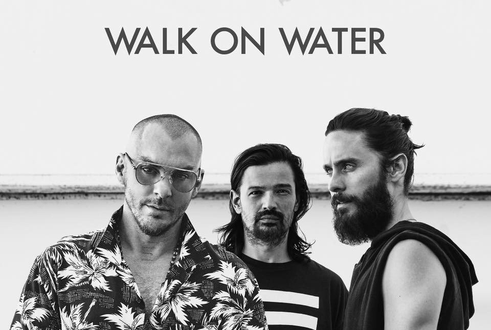 Thirty Seconds To Mars - Walk On Water tekst, Thirty Seconds To Mars - Walk On Water (Official Music Video), thirty seconds to mars walk on water