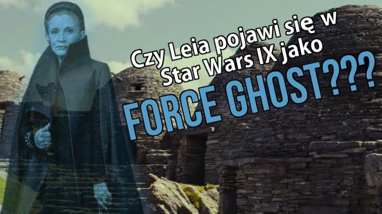 Gwiezdne Wojny teorie, Leia Star Wars IX