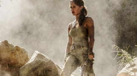 Tomb Raider zwiastun. Zobacz, jak Alicia Vikander wciela się w Larę Croft!