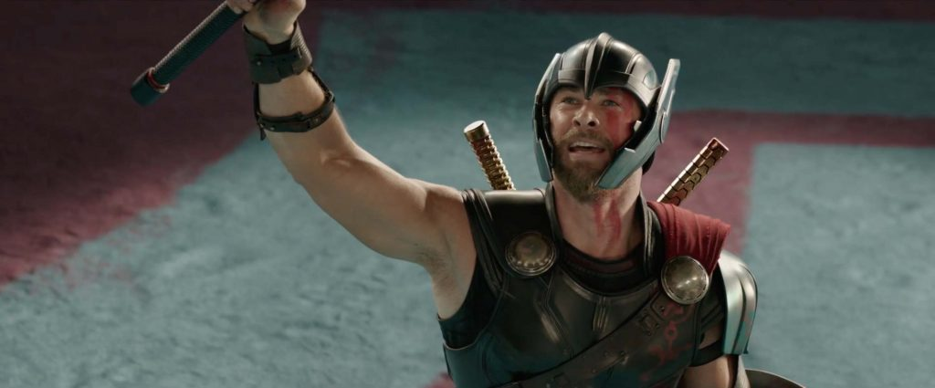 Thor Ragnarok czas trwania