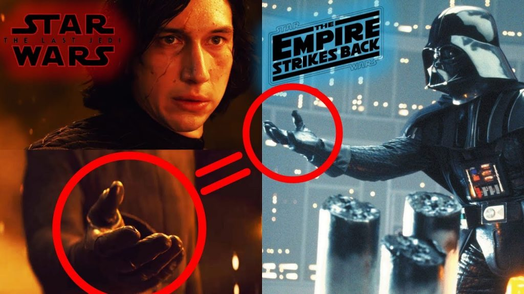 Star Wars Empire Strikes Back, Star WarsThe Last Jedi, Star Wars teorie TOP 6, Star Wars 8 to KOPIA Star Wars 5?